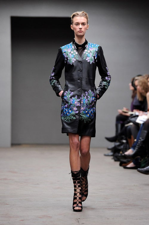 Better Like Embroidery At Christopher Kane!