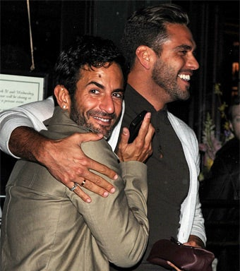Marc Jacobs and Lorenzo Martone Were Together Yesterday Afternoon (Updated)