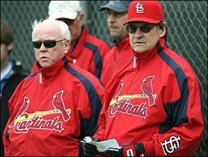 Cardinals Fire GM Walt Jocketty