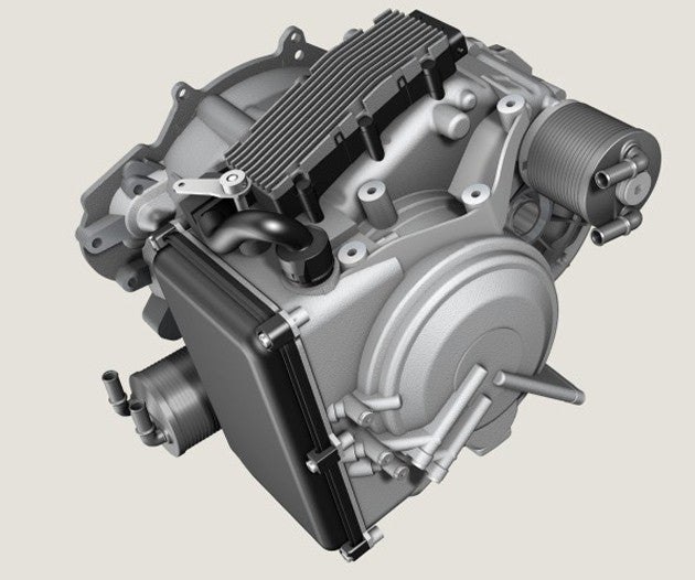 ZF 9-Speed Transmission Is One Gear Away From Drop Handlebars