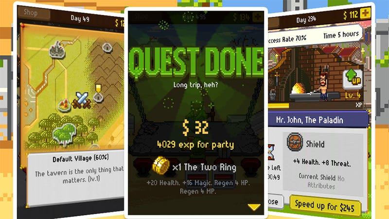 You Might Have Missed the Five Coolest Indie Mobile Games of 2012