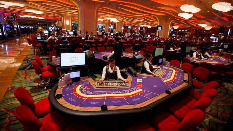 Macau Police Raid Illegal Multi-Million Dollar World Cup Gambling Rings
