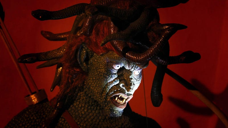 Medusa's Getting the Maleficent Treatment in an Animated Comedy