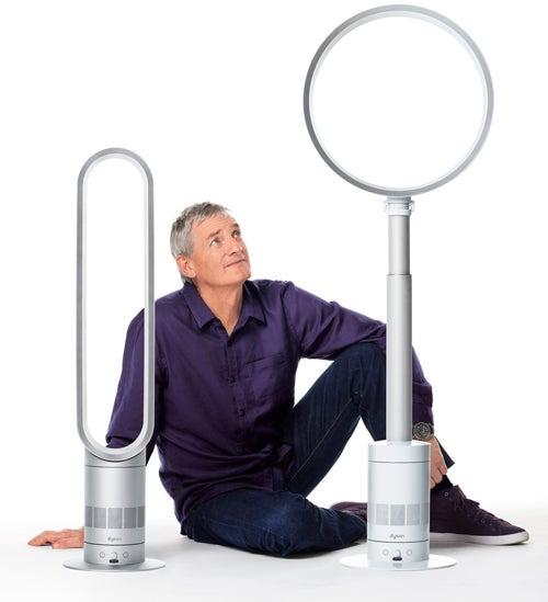 Two Larger Dyson Air Multiplier Fans Appear With Extra Power