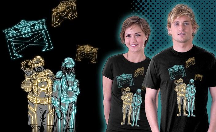 The Tron Lebowski Shirt