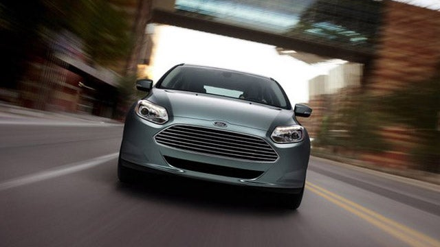 Should Ford's electric Focus sound like a starship's toilet?