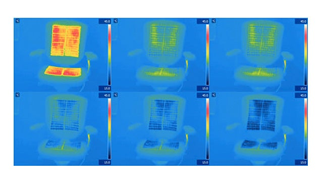 Temperature Regulating Chairs Bring Peace To Office Thermostat Wars