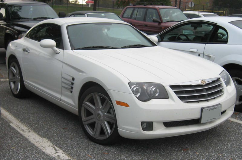 How Bad is the Chrysler Crossfire, Really?