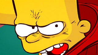 <i>Akira</i>, Redrawn using <i>The Simpsons</i>, Is Incredible