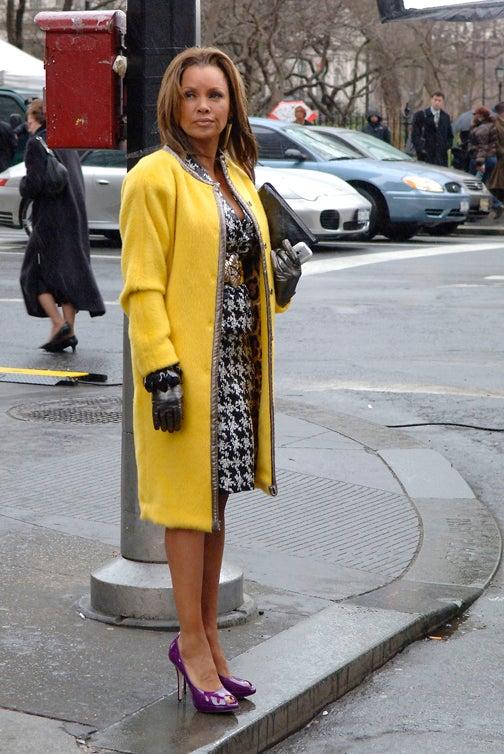 Wilhelmina Slater Needs A Cab