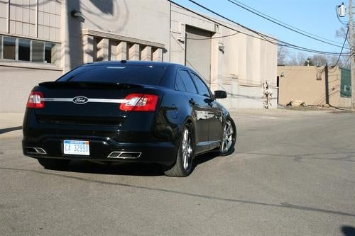 Mobsteel Ford Taurus SHO