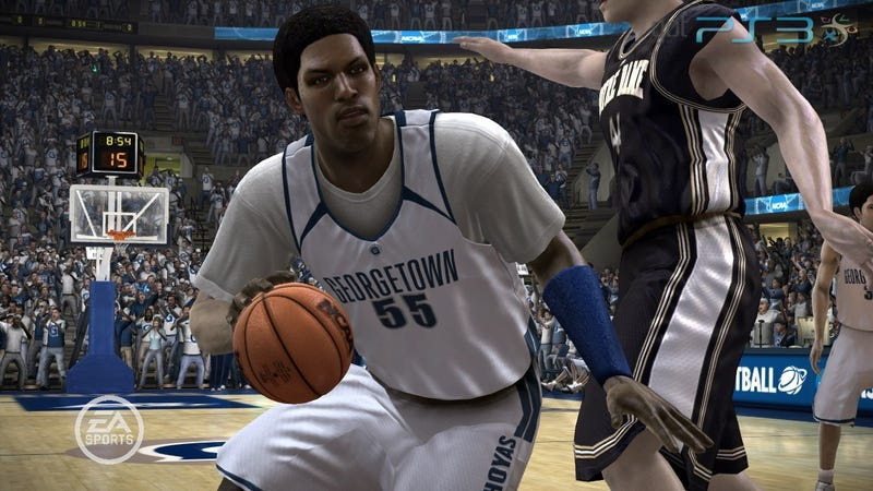 EA Sports Coded College Games With Real Names, Say Lawsuit Emails