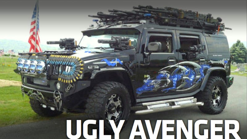 The World's Worst Custom Hummer Is For Sale On eBay