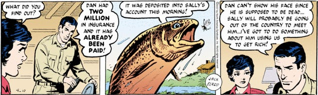 Time Once Again To Play The Mark Trail Drinking Game