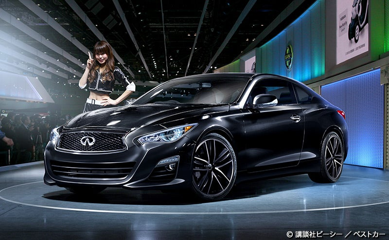 Is this the next generation Infiniti Q60?
