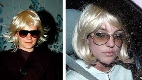 Britney Spears To Wig Out As JT Leroy