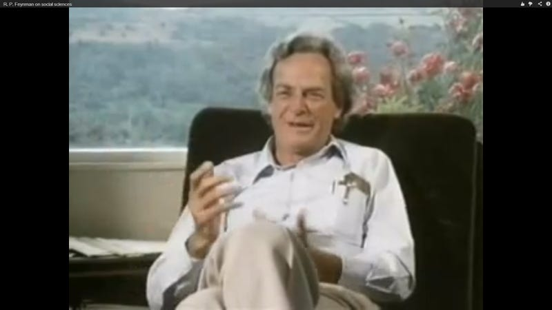 Cadavers in Love, Richard Feynman on Pseudo Science, and Proof that Both Sides of the Drug Debate Are F*cking Nuts