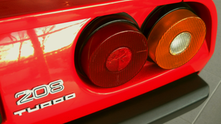 208 Turbo - The First Turbocharged Entry-level Ferrari