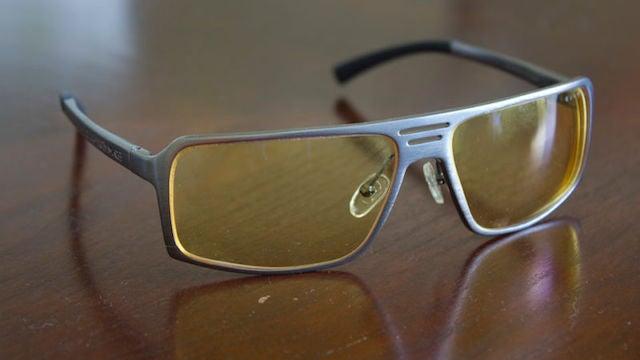 Gunnar Optiks Prescription Eye-Strain Reducing Glasses