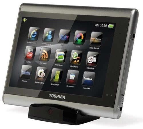 Toshiba's JournE Touch Is An Underpowered Mini Tablet for Your Living Room