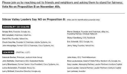 Valley homophobes still drafting Yes on Prop 8 response ad