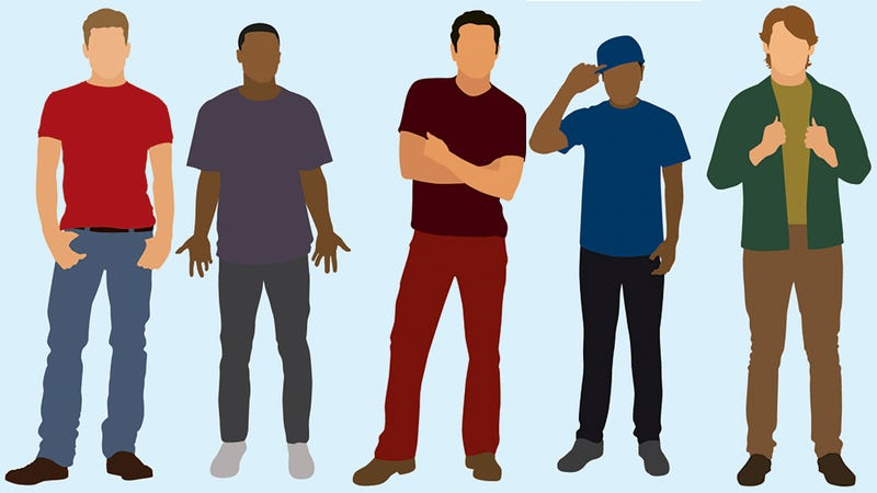 San Francisco and New York Have the Nation's Skinniest Dudes