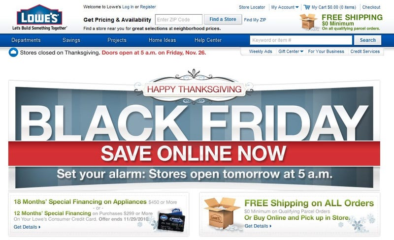 Skip Black Friday Mobs; Get Great Deals from Your Couch
