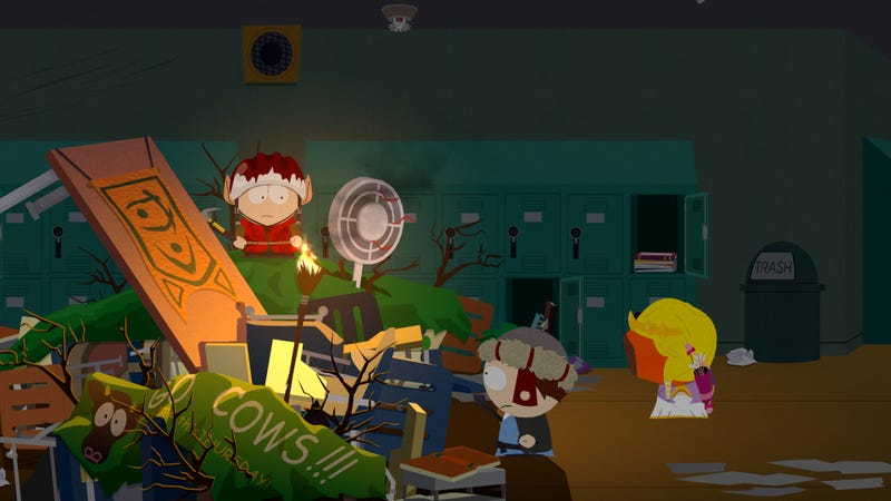 Hey, The South Park RPG Still Looks Really Good [UPDATE]