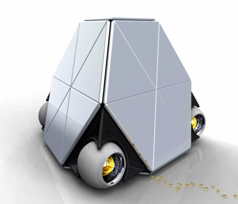 Design Challenge, Robocar 2057: GM OnStar ANT