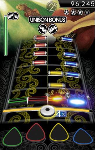 Rockband for iPhone Gallery