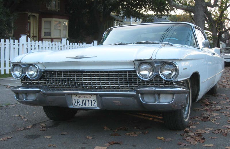 1960 Cadillac Sixty-Two Hardtop Coupe