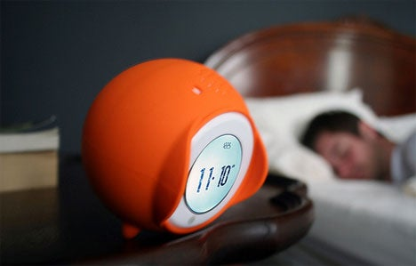 Tocky, the Alarm Clock That Runs Away When It Goes Off