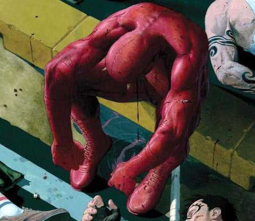 "A Daredevil Reboot Written By ""Day The Earth Stood Still"" Remake's Writer? Hell No!"