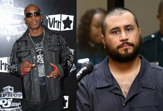 George Zimmerman Will Reportedly Fight DMX in March