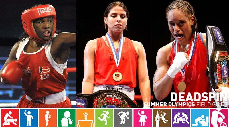Olympics Field Guide: The Embattled (And First-Ever) United States Women's Boxing Team