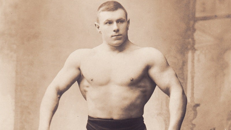 Strengthen Your Grip With These Old-Time Strongman Finger Exercises