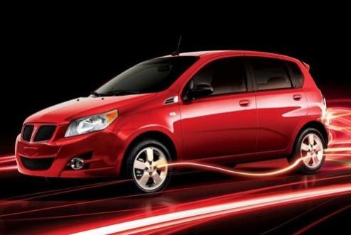 Report Says No Pontiac G3 For US Market