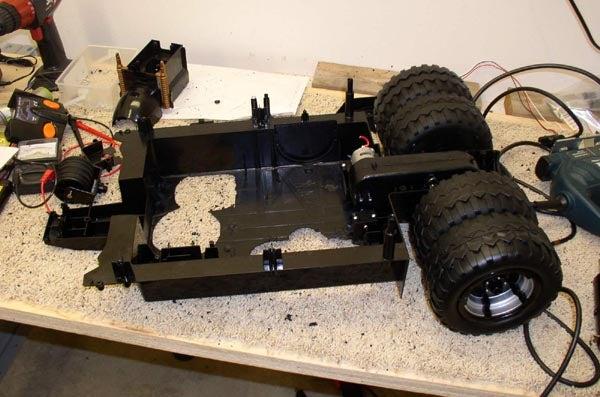Batmobile Tumble Case Mod, Bye Bye Mac