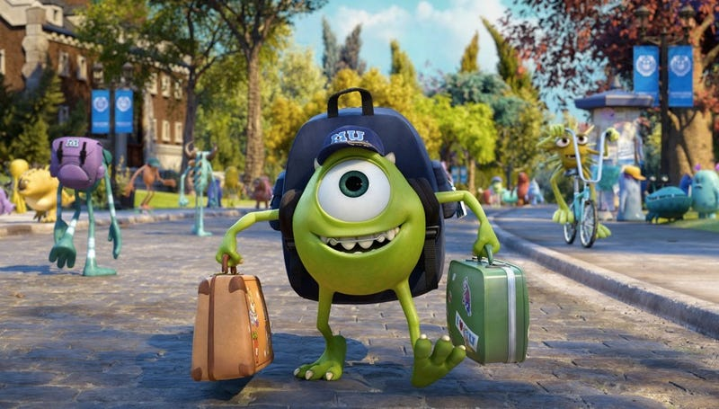 Monsters University is the Revenge of the Nerds remake we want