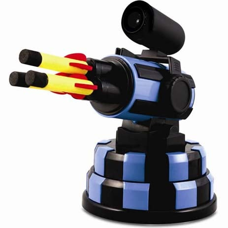 USB MSN Missile Launcher Ads Video Streaming to Office Warfare