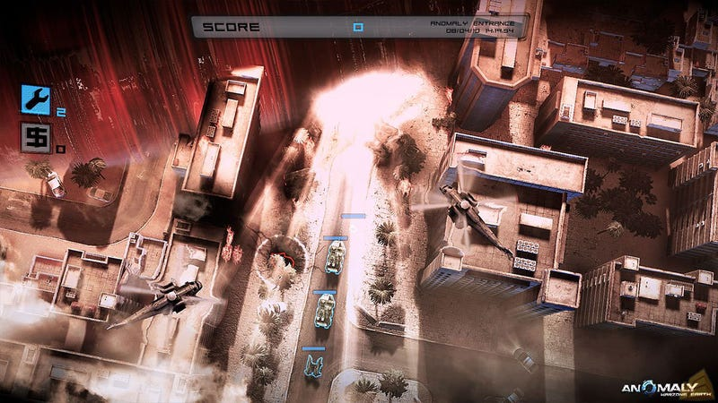 Basement Defense? Anomaly Warzone Earth Turns Tower Defense On Its Head
