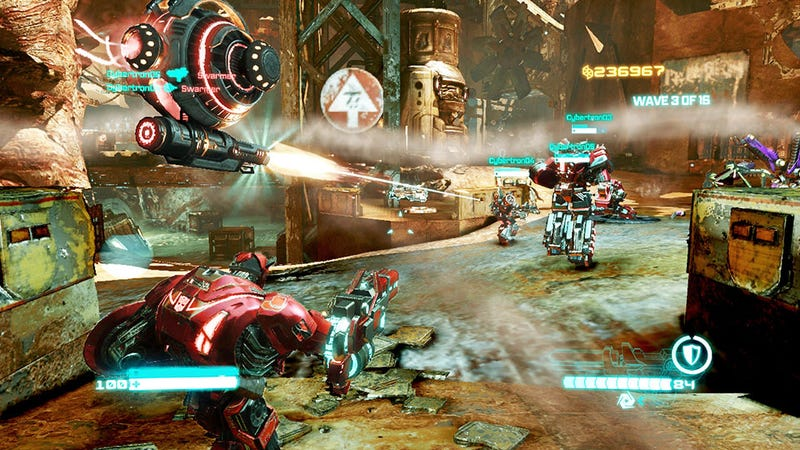 Arise, Hideous Prime, and Light Our Darkest Multiplayer Hour