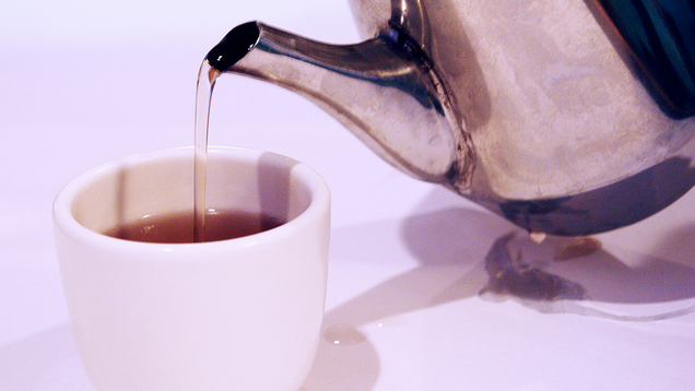 ​Drink Hot Liquids to Make Yourself Poop