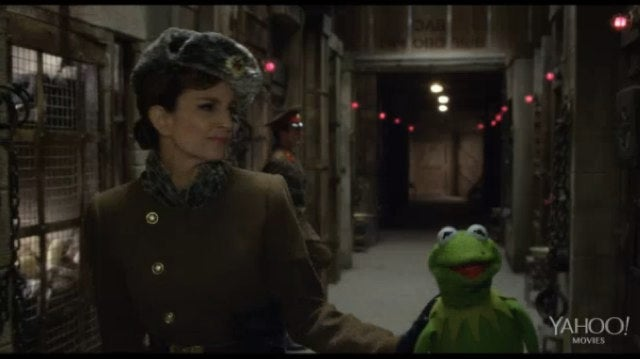 Muppets Most Wanted trailer is just so damn charming