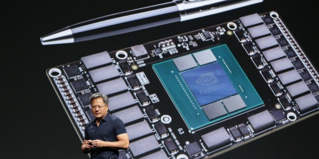Nvidia's Got a New Next-Gen GPU and $3,000 Graphics Card