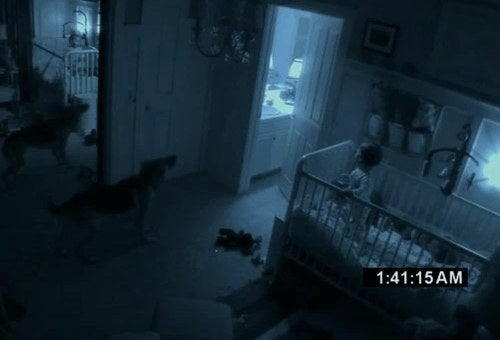 4 Paranormal Activity 2 clips make us think the baby did it!