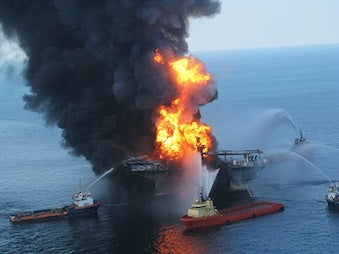 Gulf Oil Spill Not Yet Fixed, But Plenty of Books Are Being Written About It