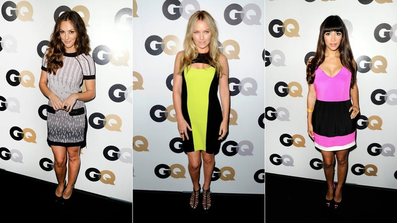 The Ladies Were Lovely & The Dudes Were Dapper The GQ Men Of The Year Party