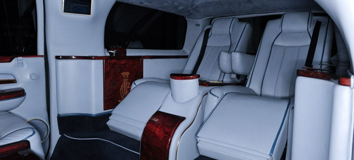 Christian Audigier Creates Snorkel-Nosed Custom Cadillac Escalade