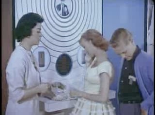 Bell Telephone Indoctrinates Teens at Seattle World's Fair